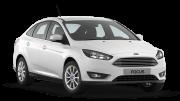 Zeplin Rent A Car Ford focus
